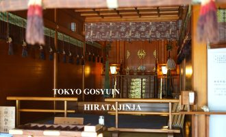 【東京御朱印、ここがすごい!】平田神社(代々木)の神代文字御朱印